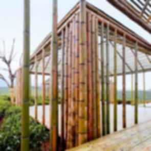 The Bamboo Pavilion - Interior