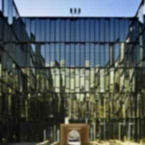 Quattro Corti Business Center - Exterior/Glass Facade