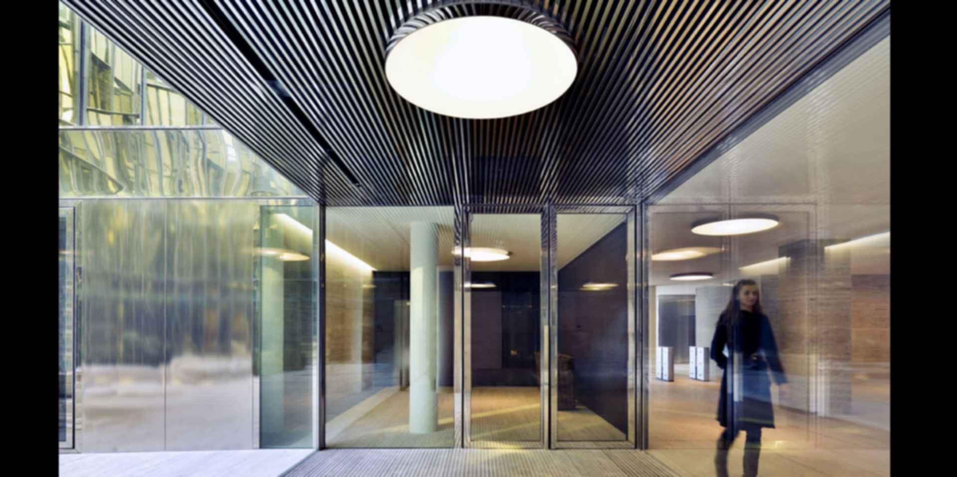 Quattro Corti Business Center - Interior