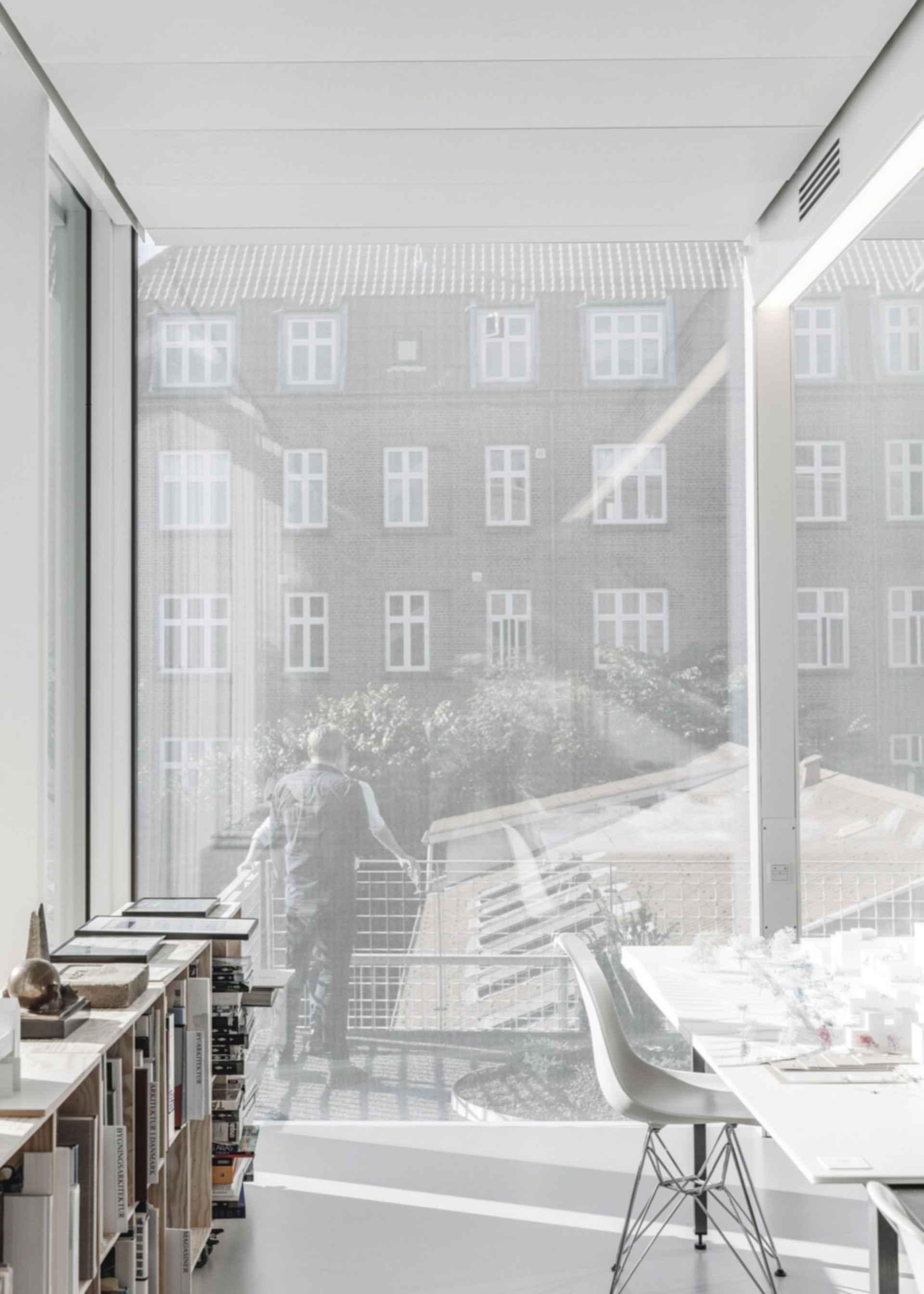Sonnesgade 11 - Interior