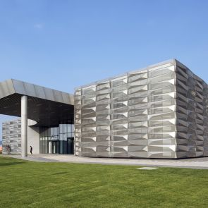 S2OSB Headquarters & Conference Hall - Exterior