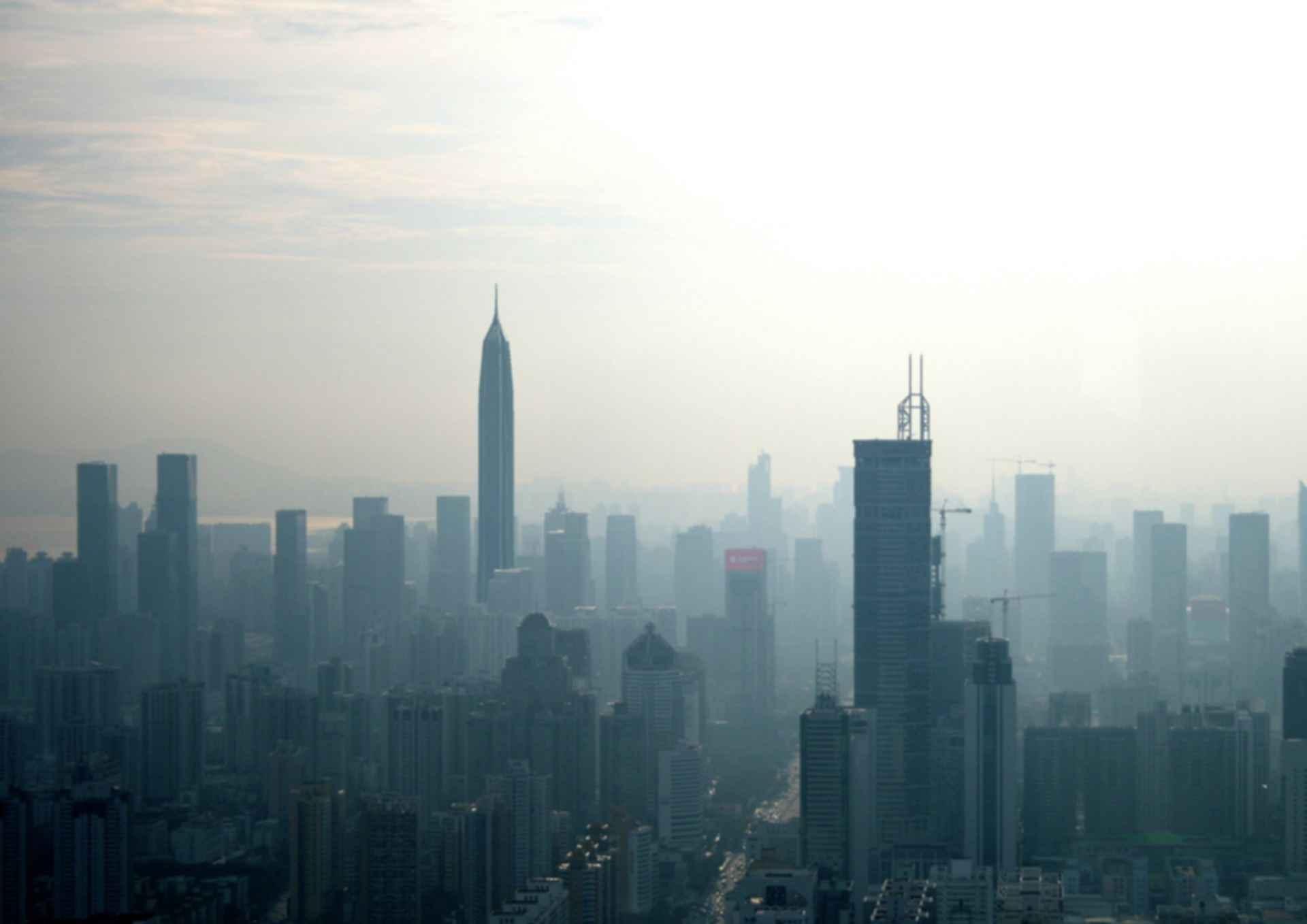 Ping An Finance Center - Concept Design/Landscape