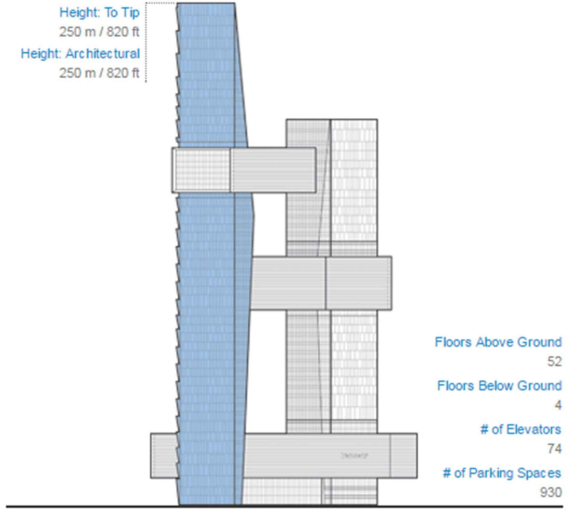 Tencent Seafront Towers - Concept Design