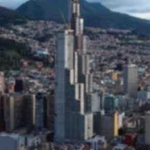 BD Bacata Tower - Construction