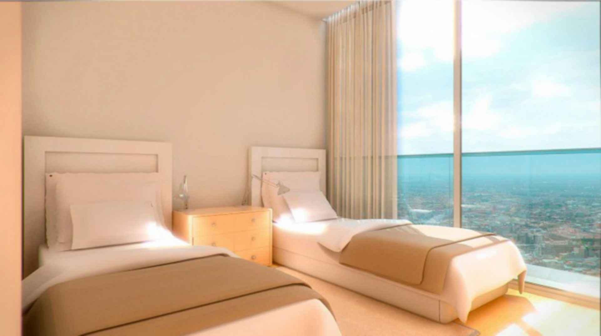 BD Bacata Tower - Concept Design/Interior/Bedroom