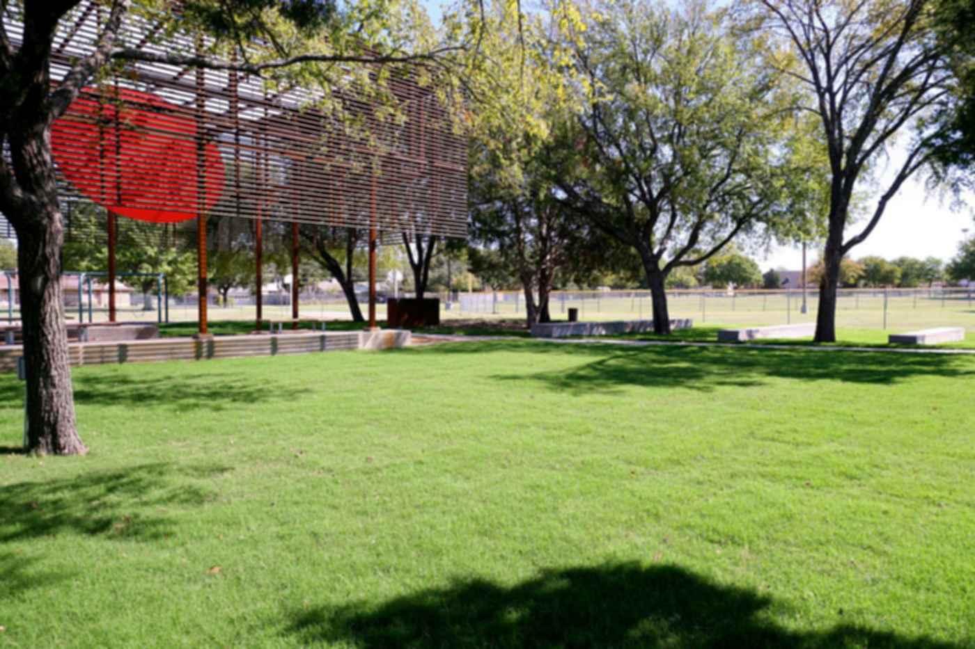 The Cotillion Park Pavilion - Exterior