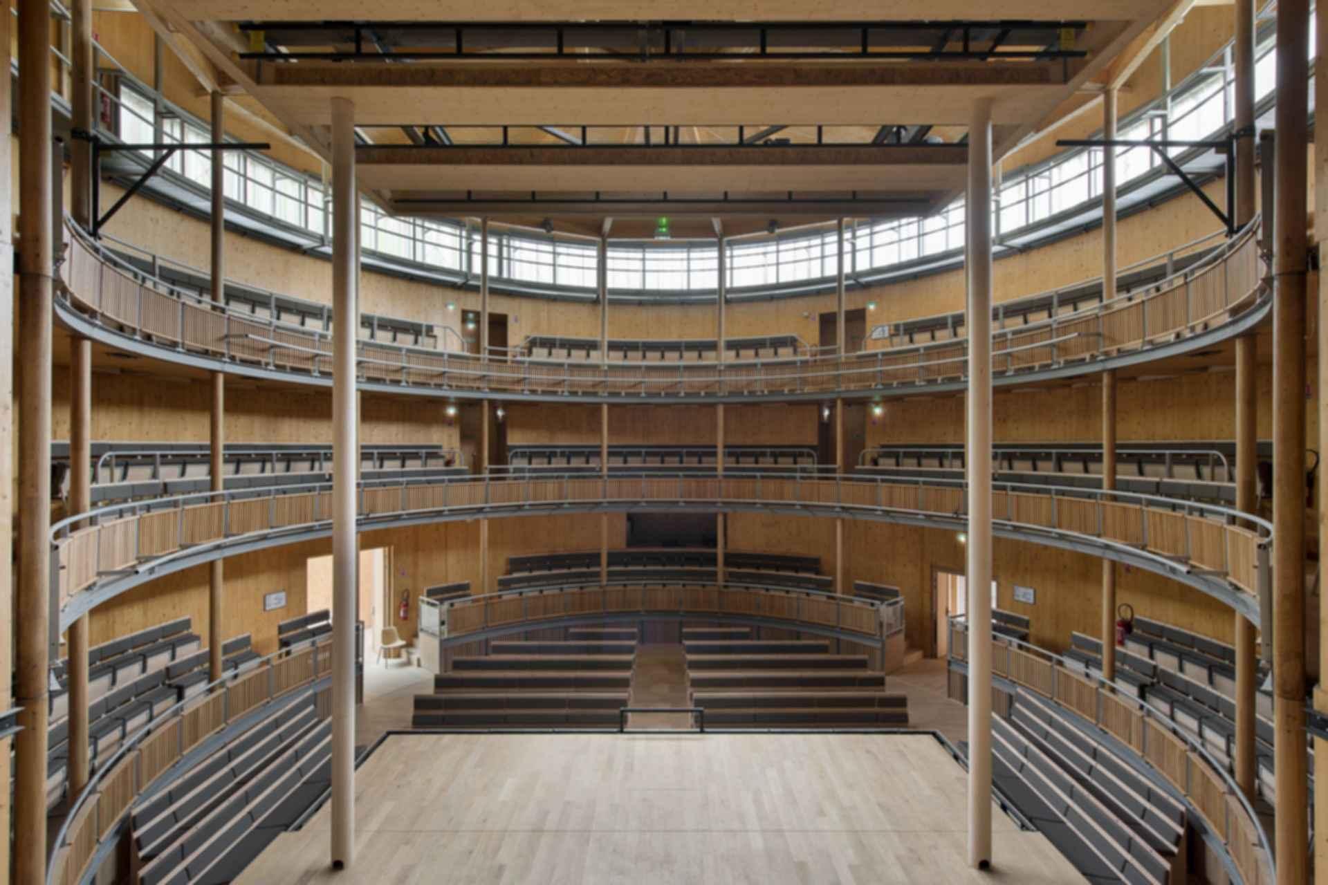 Hardelot Theater