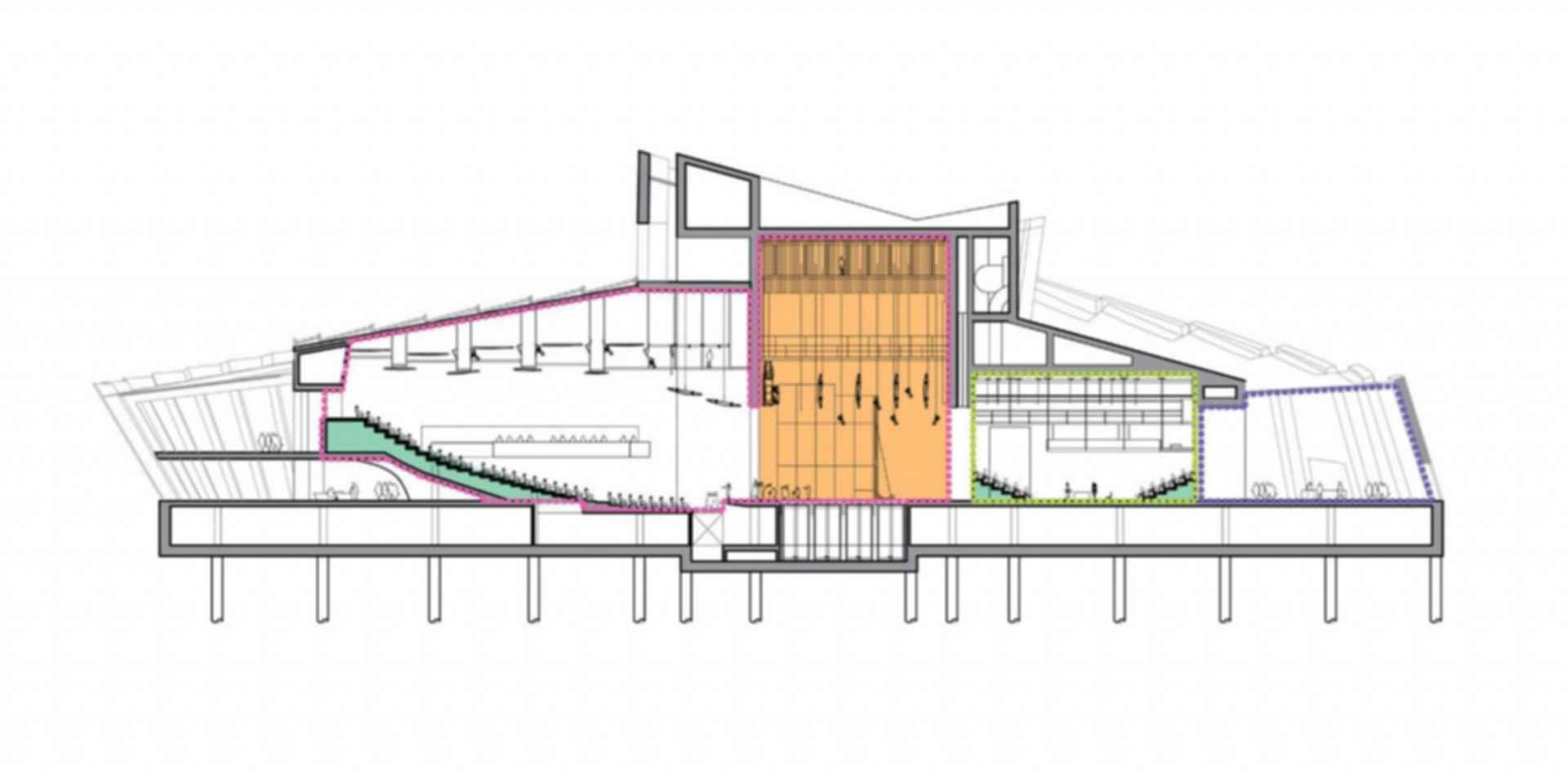 Wuzhen Theater - design