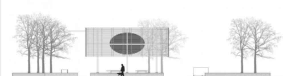 The Cotillion Park Pavilion - Concept Design
