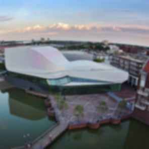 Theatre de Stoep - Bird's Eye View