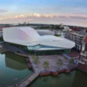 Theatre de Stoep - Bird's Eye View
