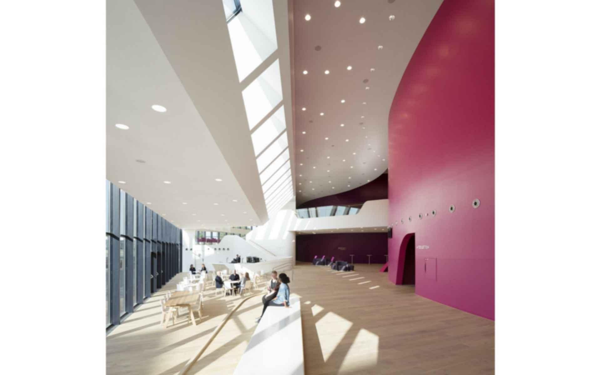 Theatre de Stoep - Interior