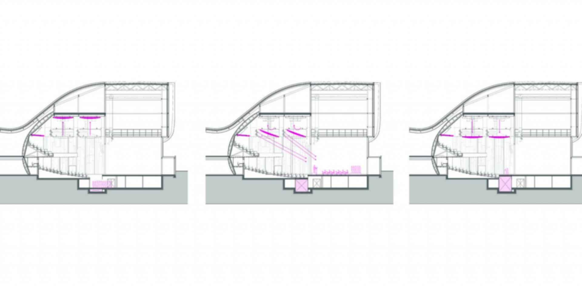 Theatre de Stoep - Floor Plan