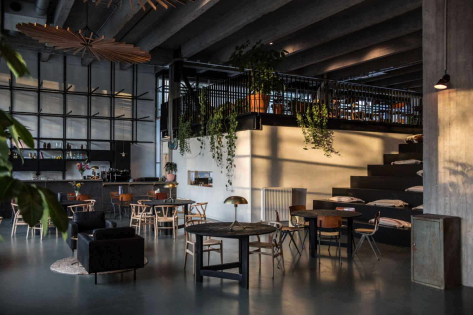 Fosbury & Sons Co-Working Space