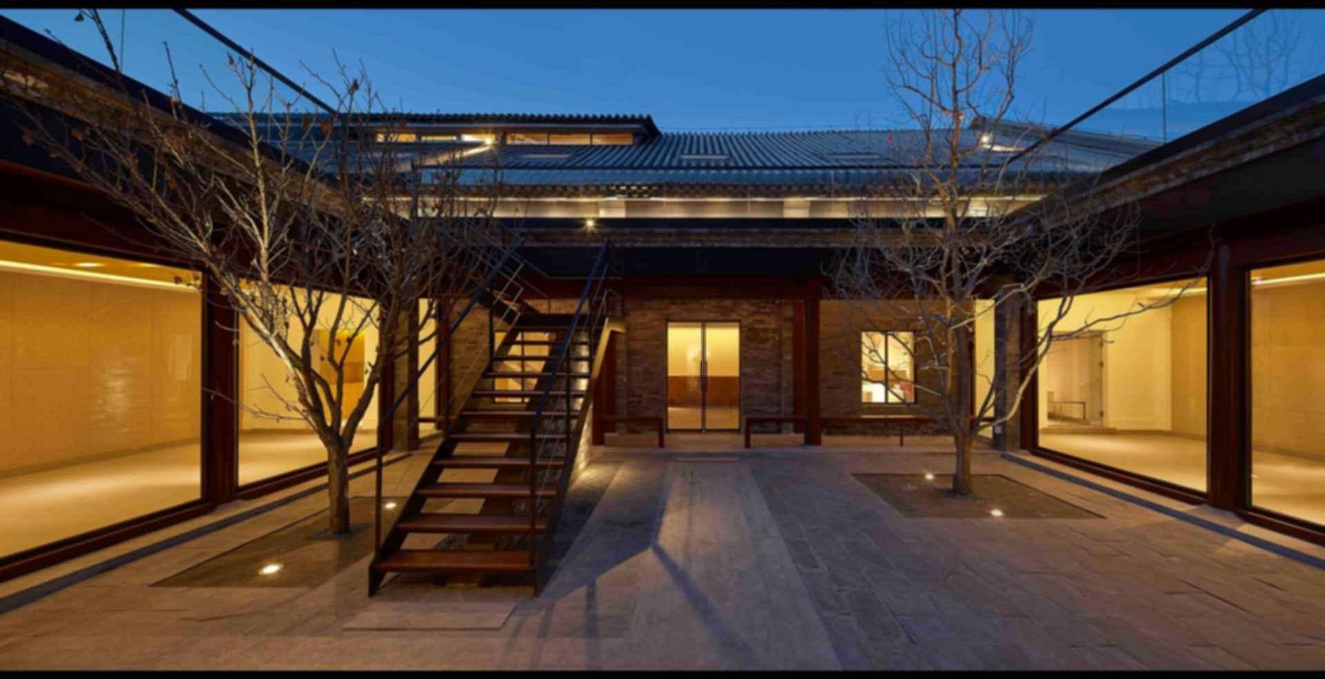 Arrow Factory: Hutong Media & Culture Creative Space - entrance
