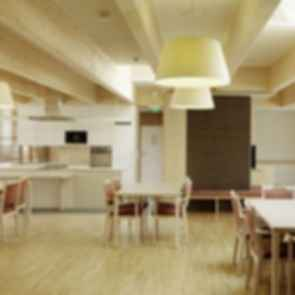 Residential Care Home Andritz - Dining Area