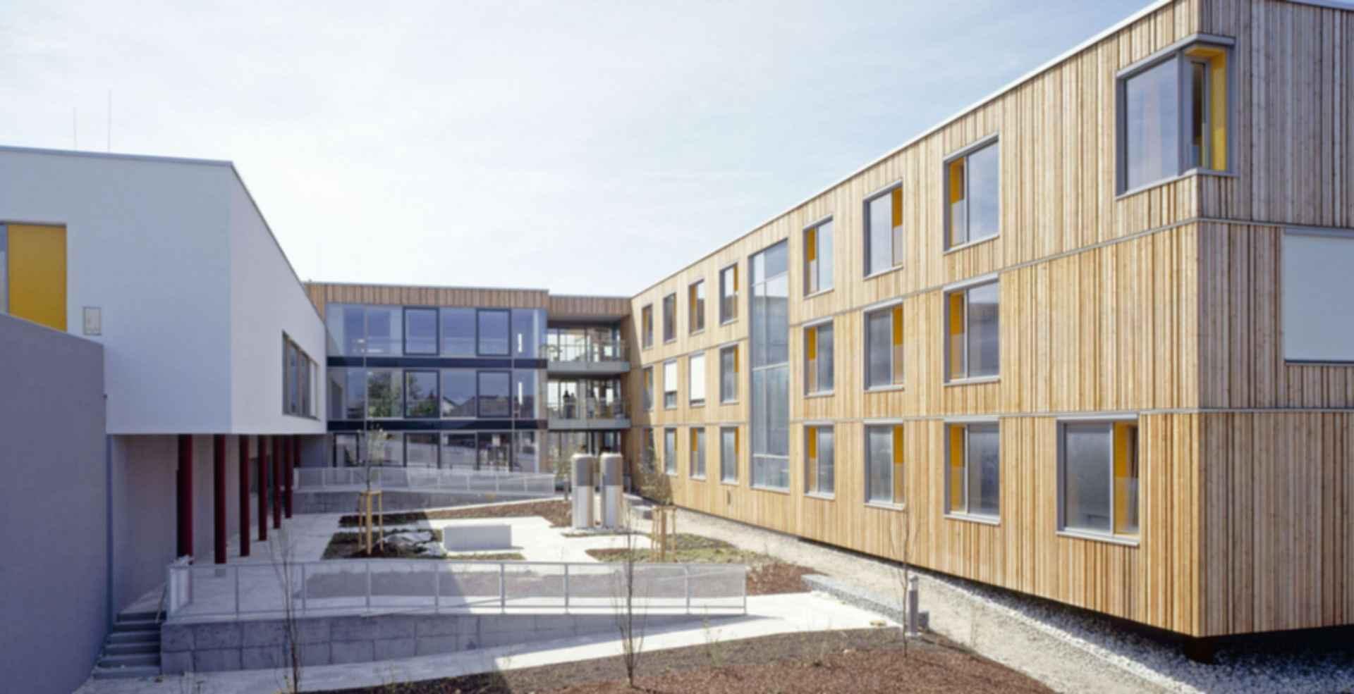 Nursing Home in Esternberg - exterior