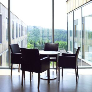 Nursing Home in Esternberg - interior/seating