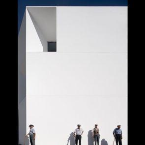 Alcacer do Sal Residences - exterior wall