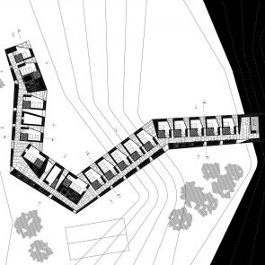 Alcacer do Sal Residences - site plan