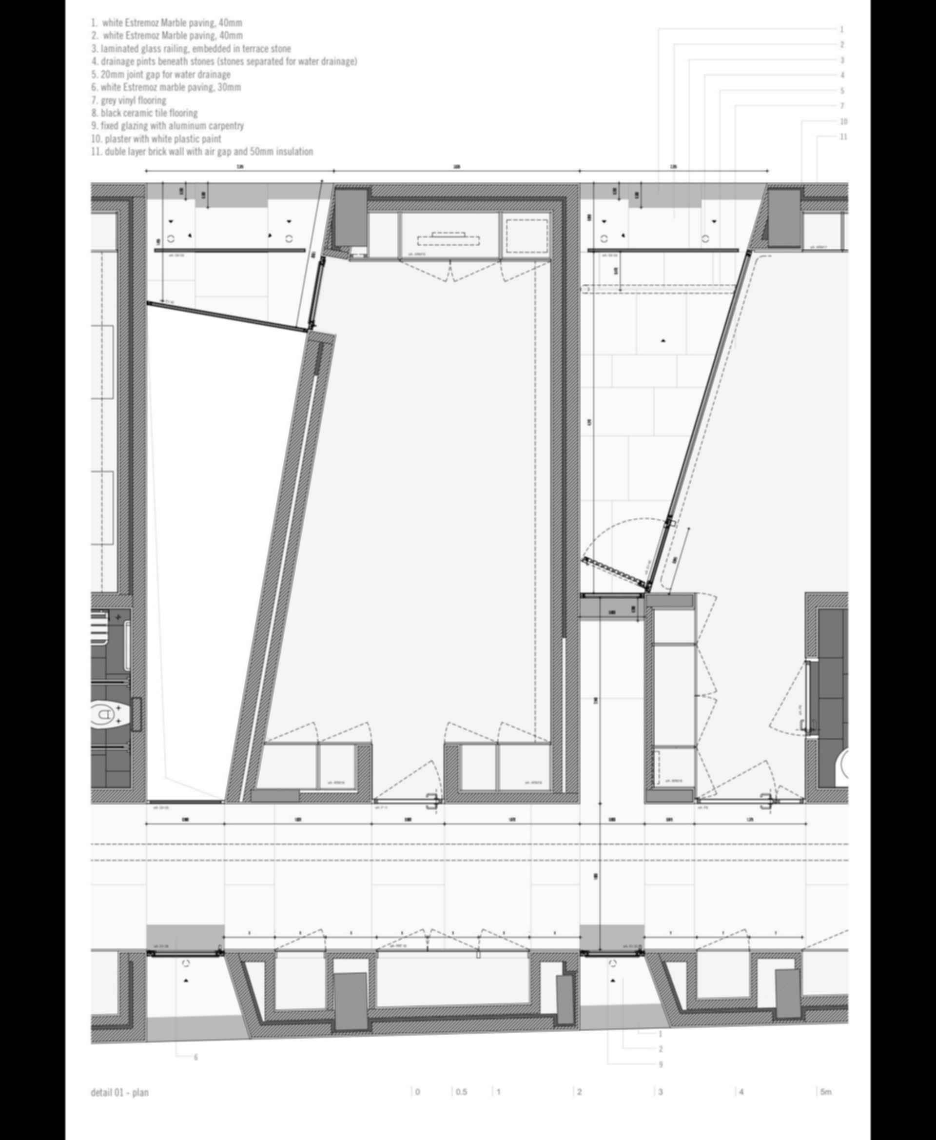 Alcacer do Sal Residences - floor plan