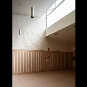 Housing for the Elderly - interior