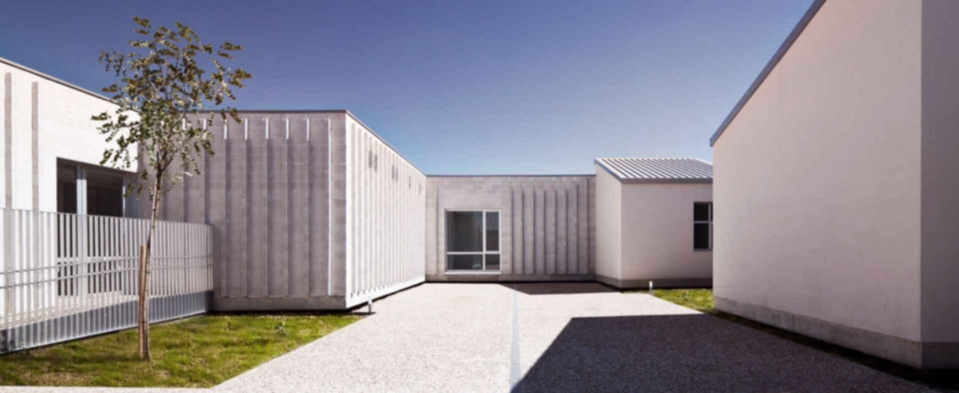 Housing for the Elderly - exterior