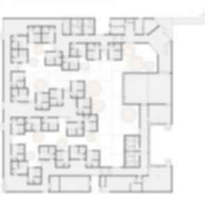 Housing for the Elderly - floor plan