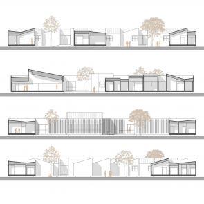 Housing for the Elderly - concept design