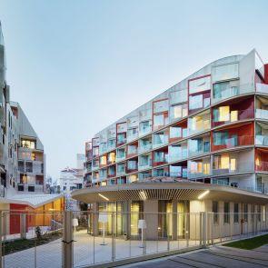 Nursing Home in Batignolles - exterior/street view