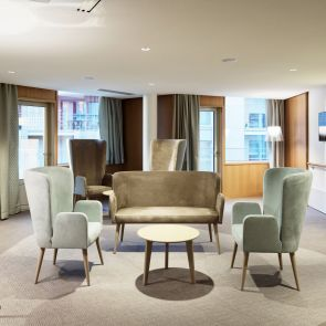 Nursing Home in Batignolles - interior/lounge