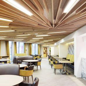 Nursing Home in Batignolles - interior/dining area