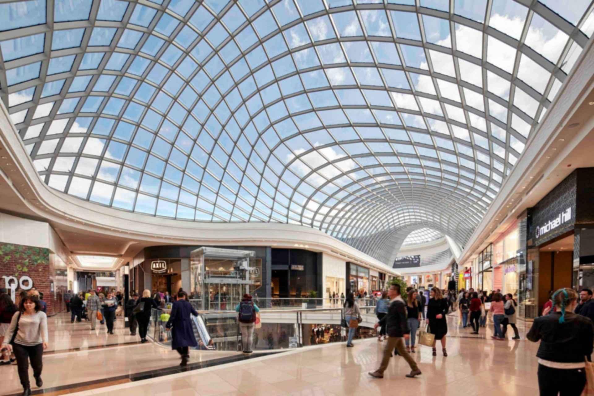 Chadstone Shopping Center - interior