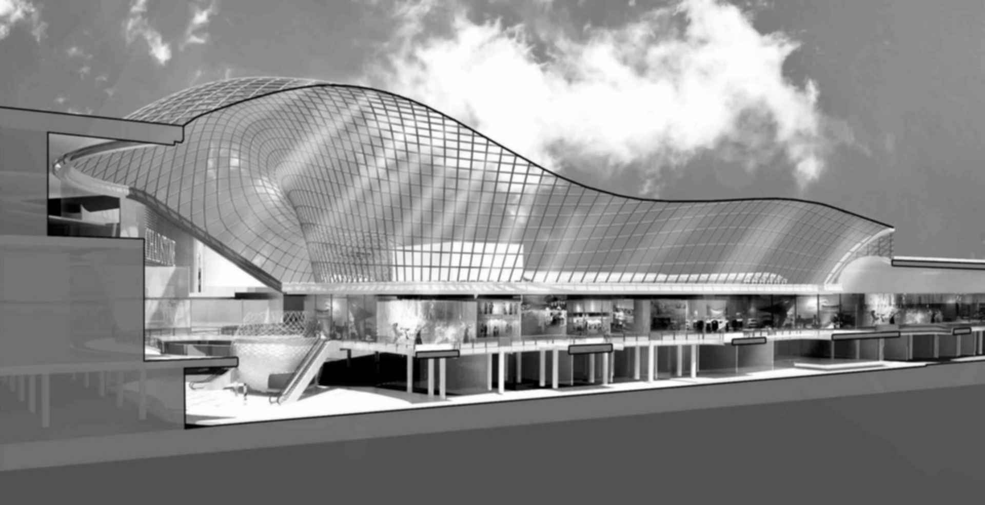 Chadstone Shopping Center - concept design
