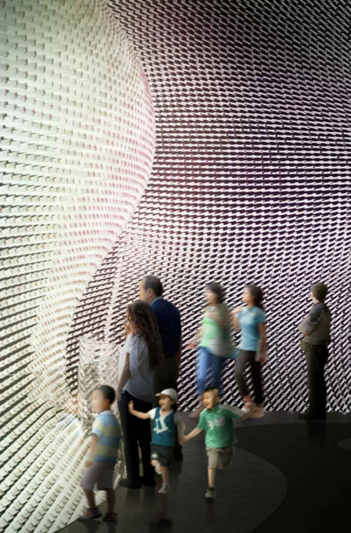 The Pavilion of Ideas - Interior