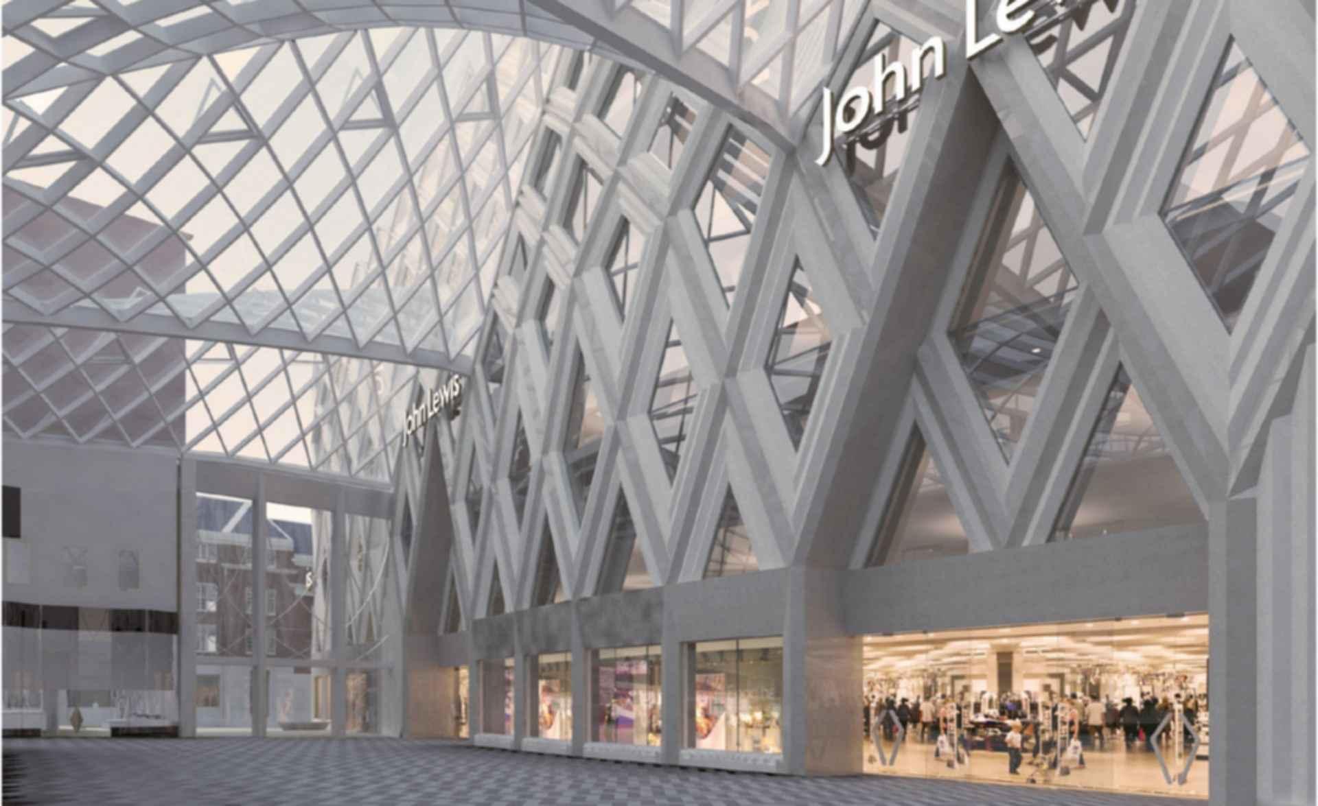 Victoria Gate - concept design