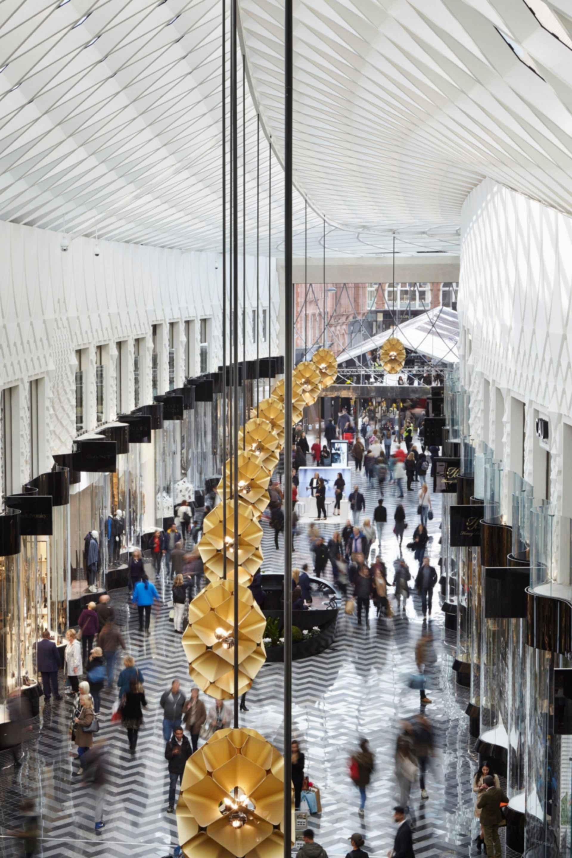 Victoria Gate - interior