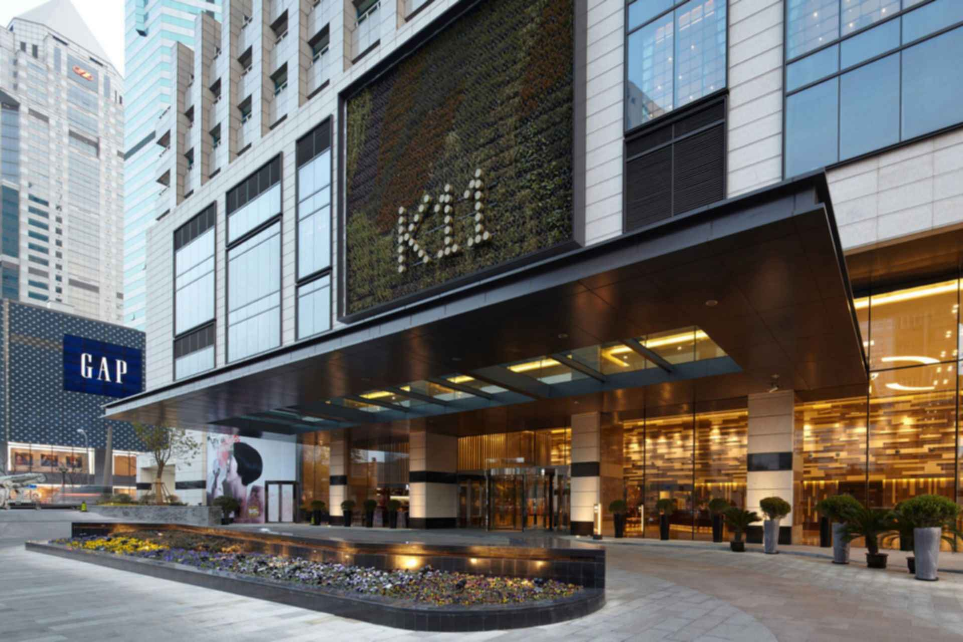 K11 Art Mall - entrance
