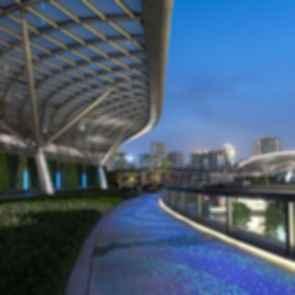 Parc Central - roof top
