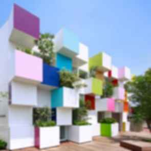 Sugamo Shinkin Bank - Nakaaoki branch - exterior