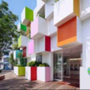 Sugamo Shinkin Bank - Nakaaoki branch - entrance
