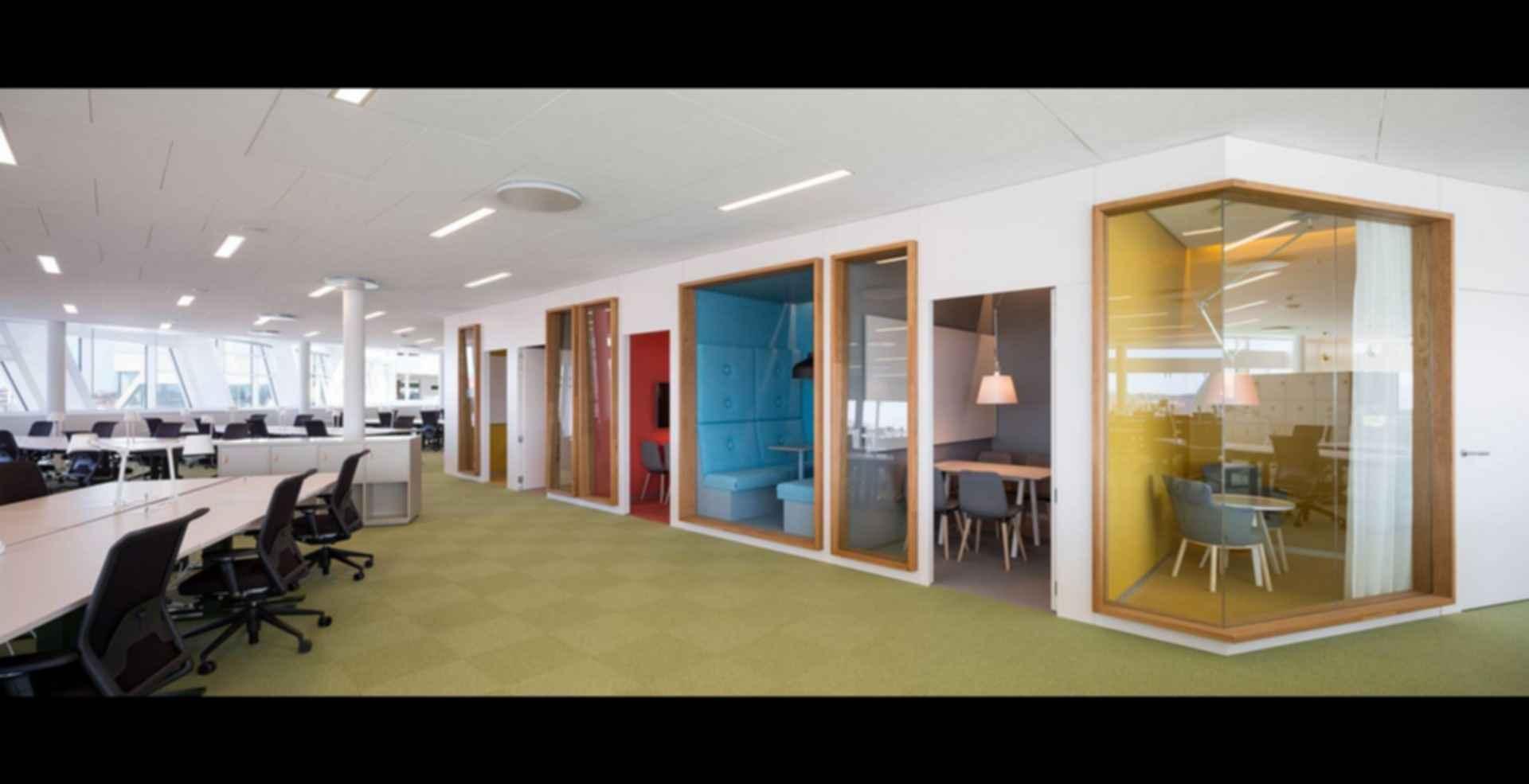 Swedbank - Interior