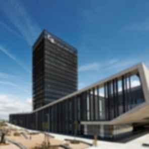 Caja de Badajoz Headquarters - exterior