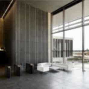 Caja de Badajoz Headquarters - interior