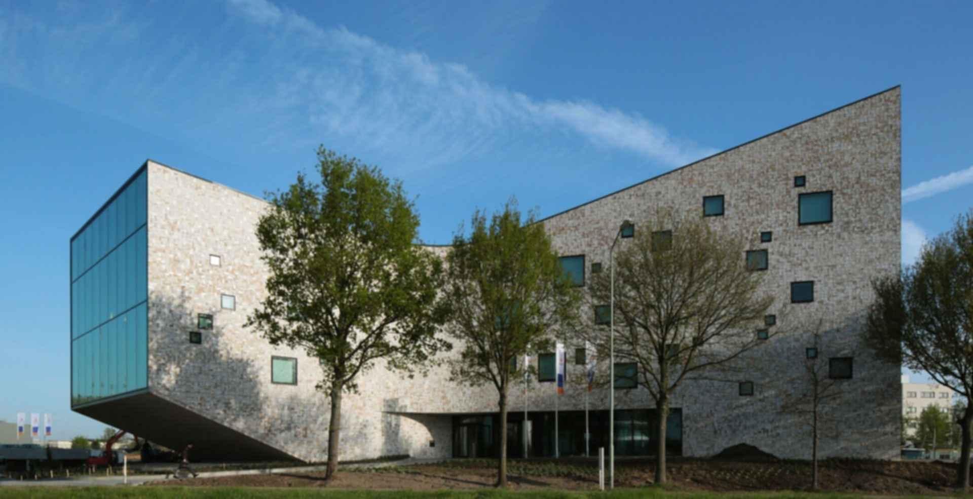 Rabobank Westelijke Mijnstreek Advice Centre - exterior