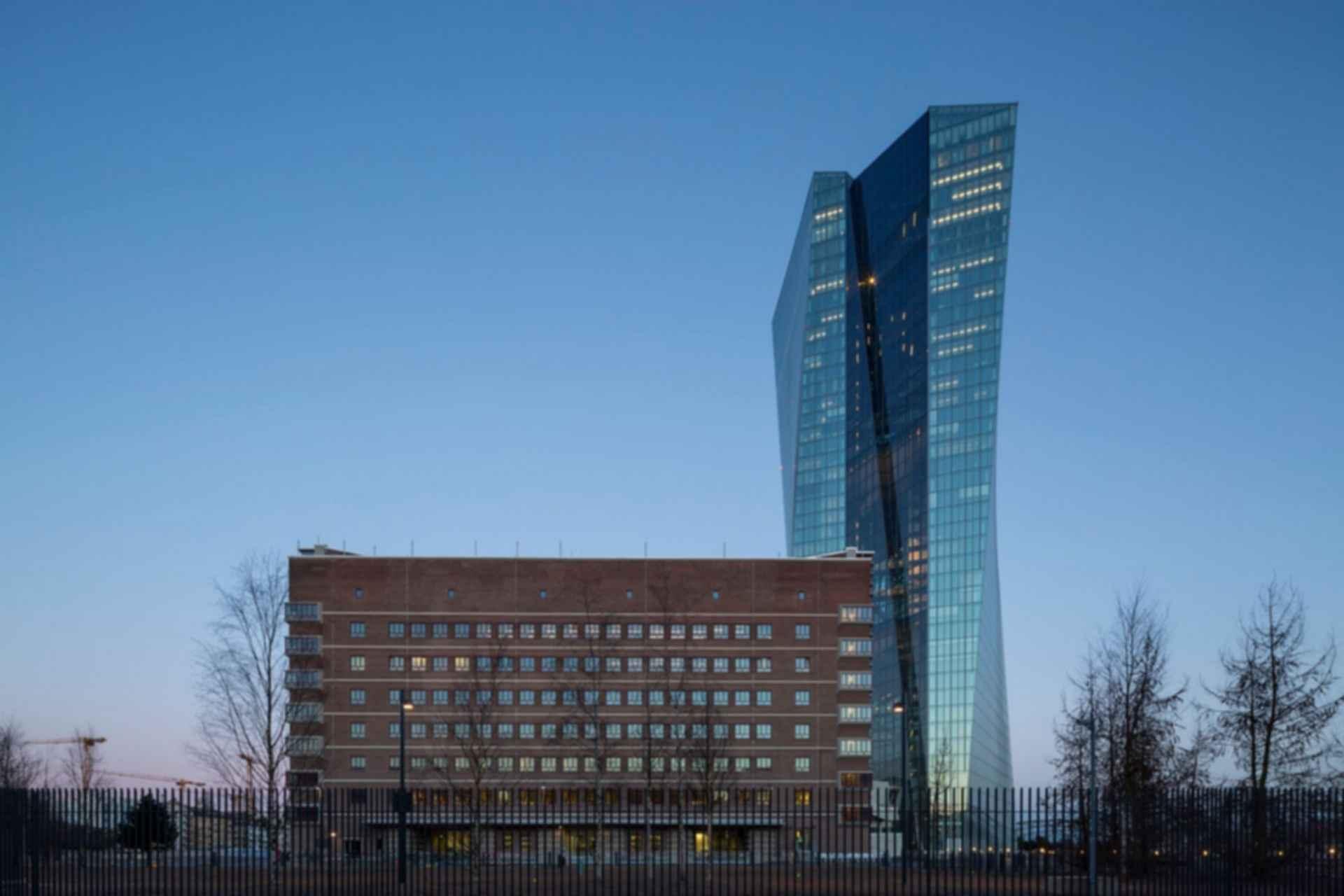 European Central Bank - exterior