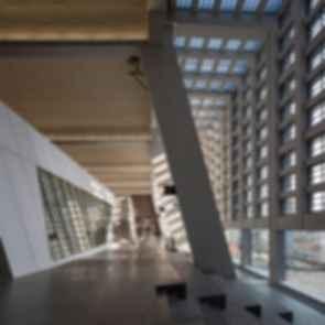 European Central Bank - interior