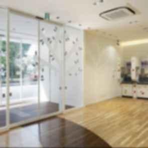 Sugamo Shinkin Bank -Tokiwadai Branch - interior