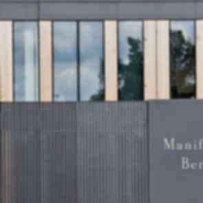 Berluti Manufactore - exterior signage
