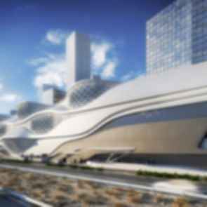 King Abdullah Financial District (KAFD) Metro Station - concept design